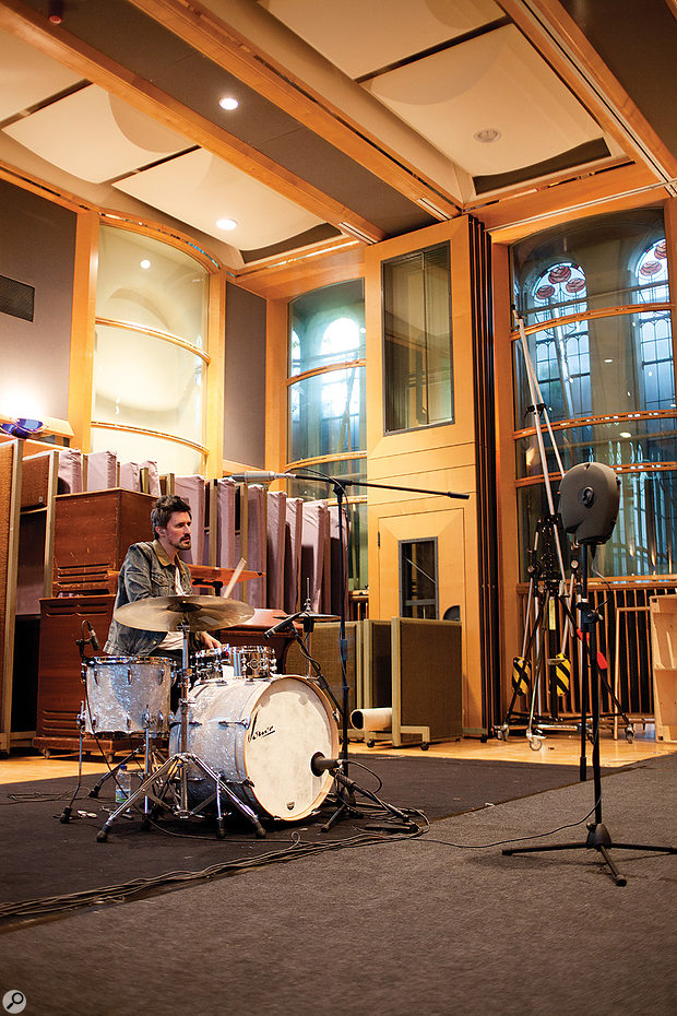 AIR Lyndhurst Studio 1.