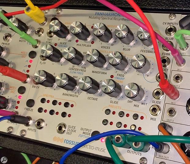 Rossum Electro-music Panharmonium.