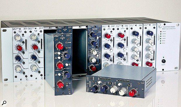 Rupert Neve Designs 500 Series