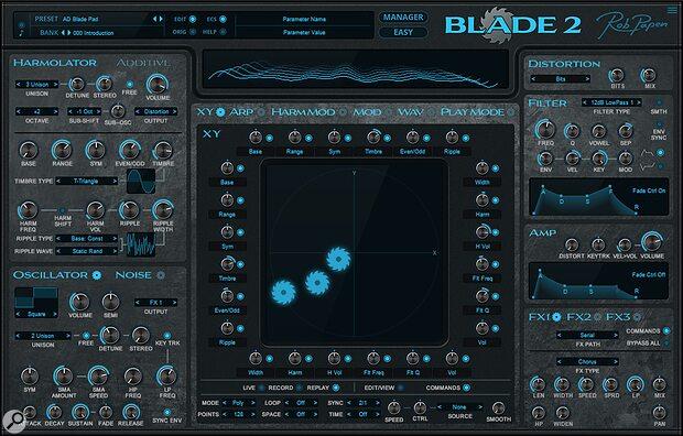 Rob Papen Blade 2