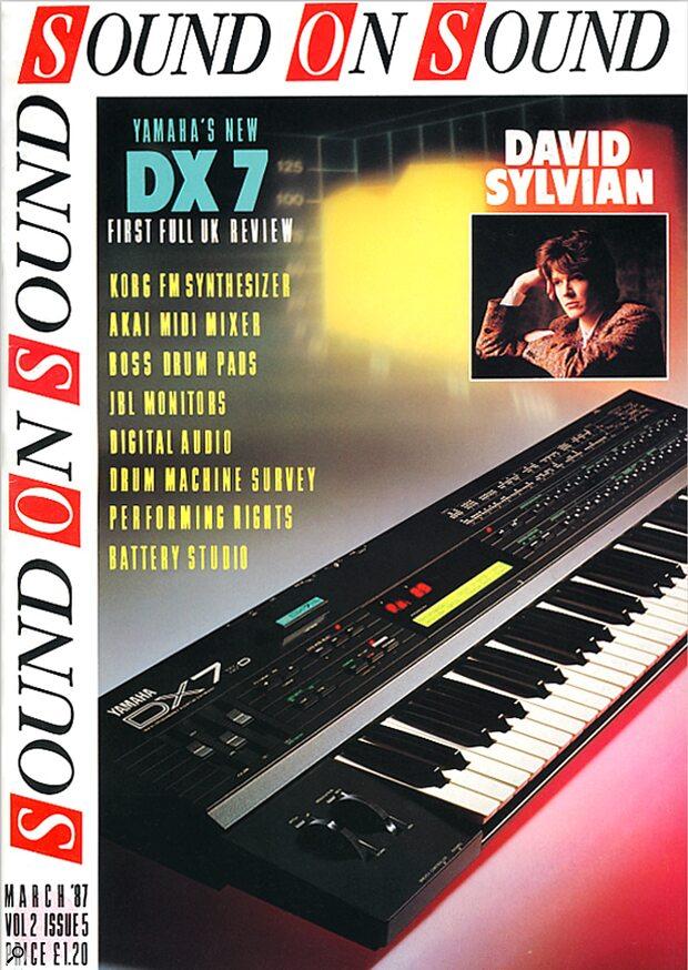 Sound On Sound March 1987
