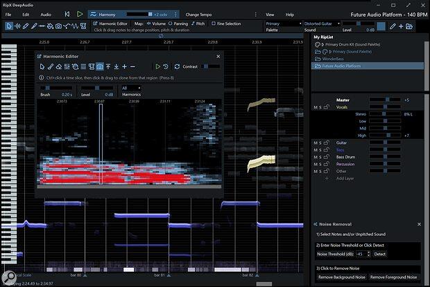Hit'n'Mix Infinity RipX: Deep Audio