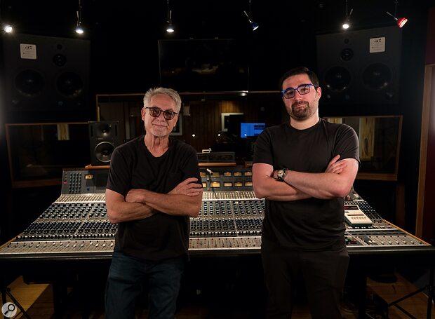 Blackbird Studios Neve 8078