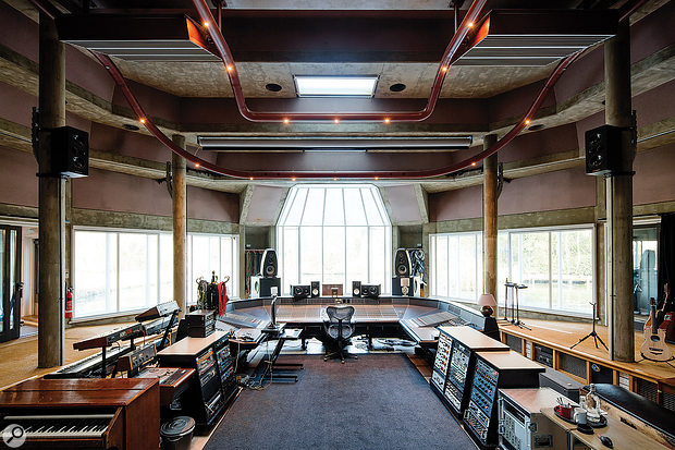 The Big Room at Real World represents a  radical rethink of how a  large-scale recording studio can be organised.