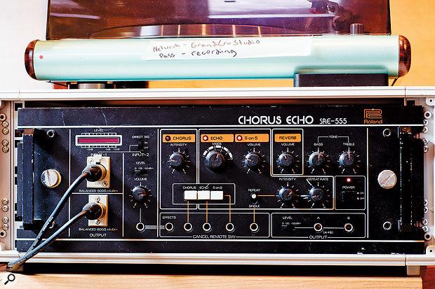 Roland SRE555 Chorus Echo.
