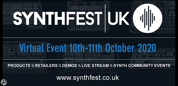 SynthFest UK 2020 - Virtual Event