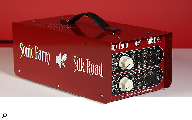 Sonic Farm Silk Road