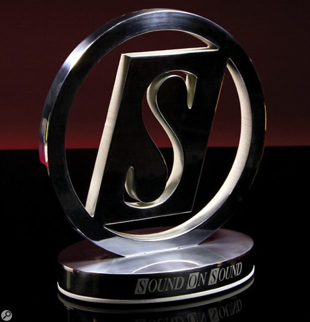 SOS Awards Trophy