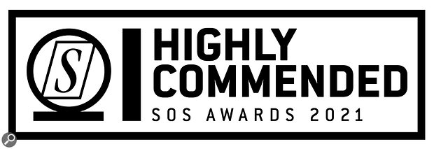 SOS Awards 2021 HIGHLY COMMENDED (JPEG) logo