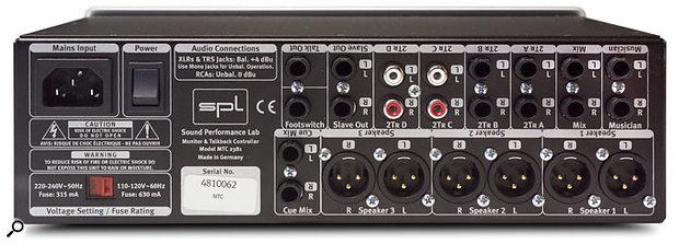 SPL Model 2381