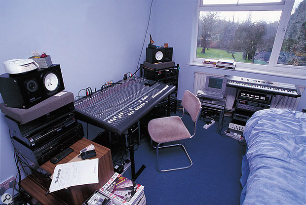 The Studio SOS Guide To Monitoring & Acoustic Treatment