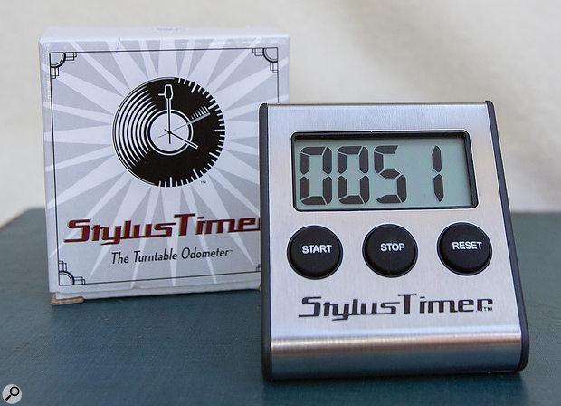 Stylus Timer