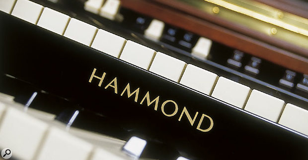 Synthesizing Hammond Organ Effects: Part1