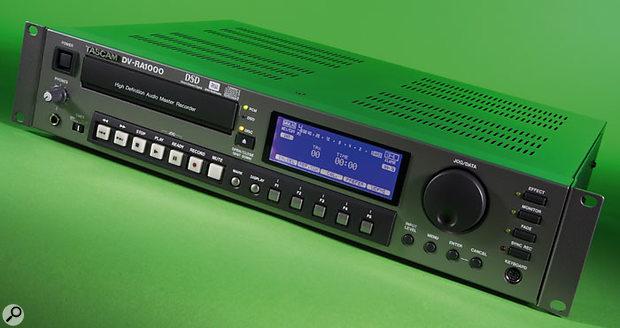 Tascam DVRA1000