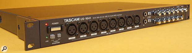 Tascam US1641