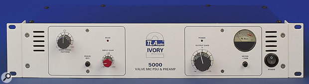 TL Audio Ivory 2 5000