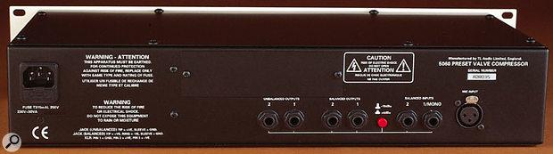 TL Audio Ivory 2 5060