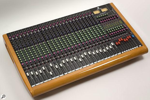 Toft Audio ATB24 mixer.