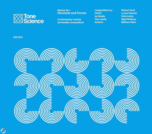 Tone Science TS01 cover