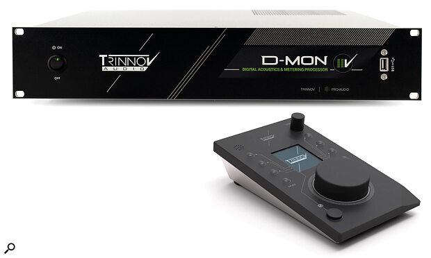 Trinnov D-MON & La Remote