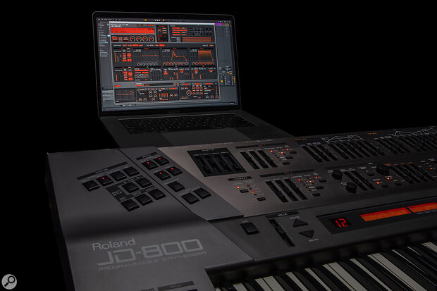 Roland Cloud JD-800