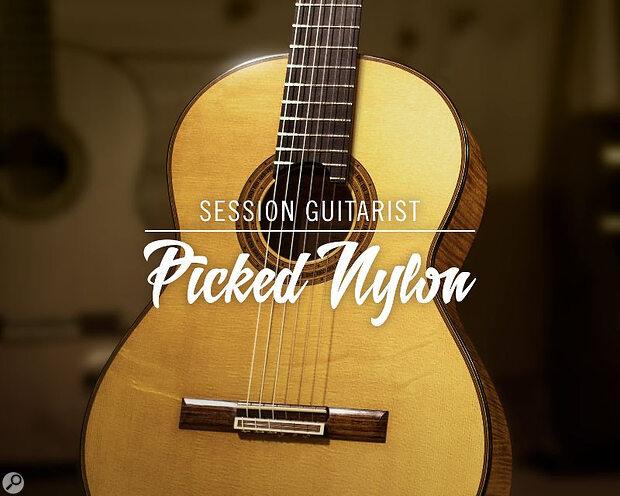 Native Instruments Session Guitarist: Picked Nylon