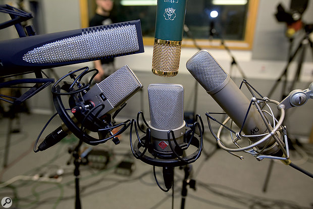 Vocal Mics