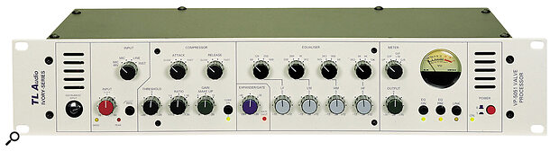 TL Audio Ivory VP5051 voice channel.