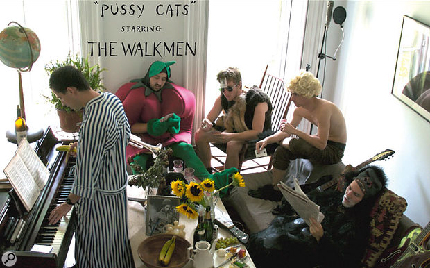 The Walkmen: Recreating Pussy Cats