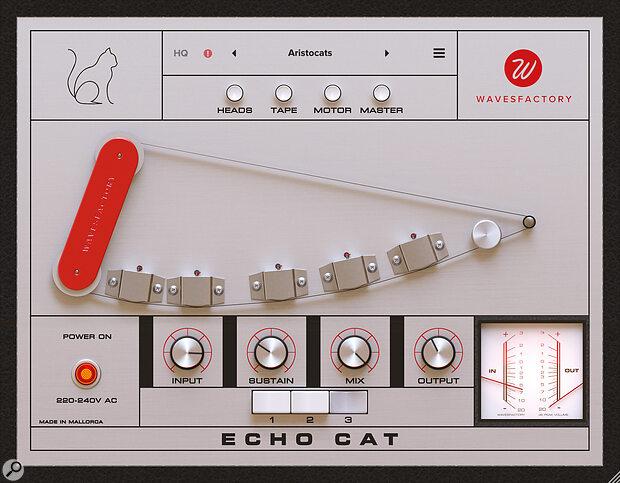 Wavesfactory Echo Cat