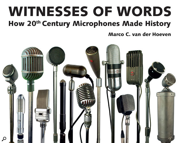 Witnesses Of Words, by Marco C van der Hoeven  Book Review