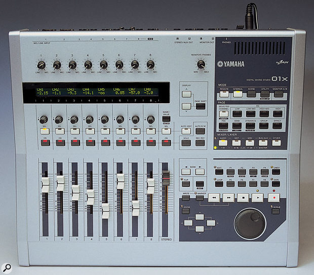 Yamaha 01X.