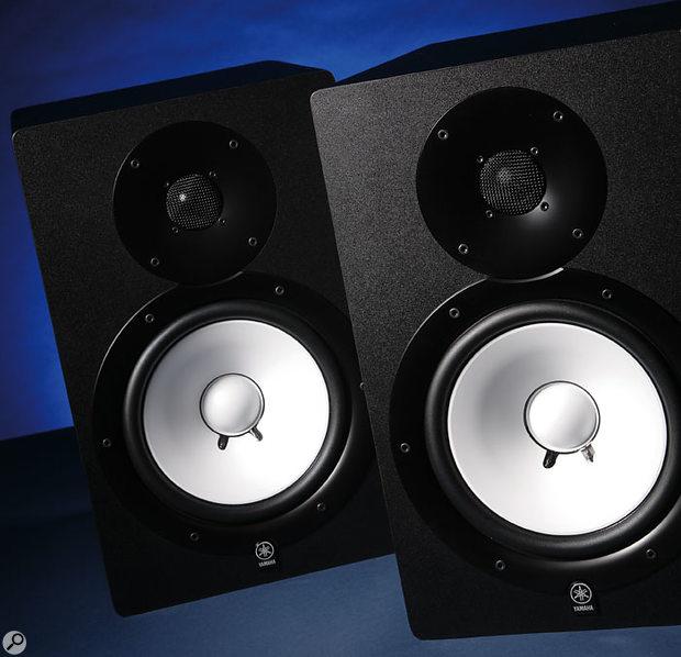 yamaha hs80m sound on sound. Black Bedroom Furniture Sets. Home Design Ideas