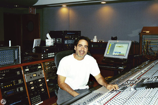 "Tony Maserati: ""In the analogue days I would come up with one [vocal] effect for the entire song. Now, I'm putting different effects on individual lines and even individual words."""