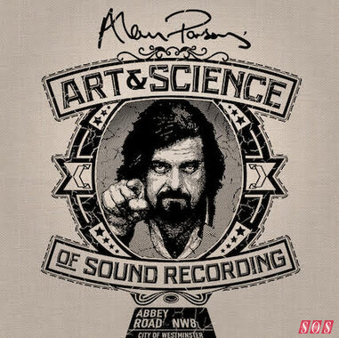 New online course from Alan Parsons