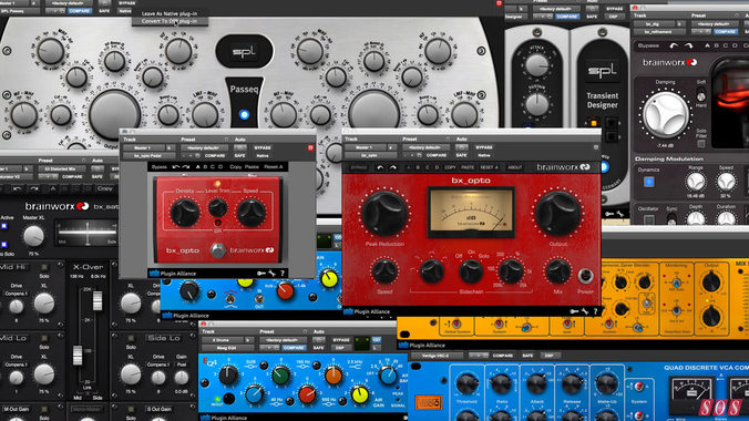Plugin Alliance: all products FREE for a month!