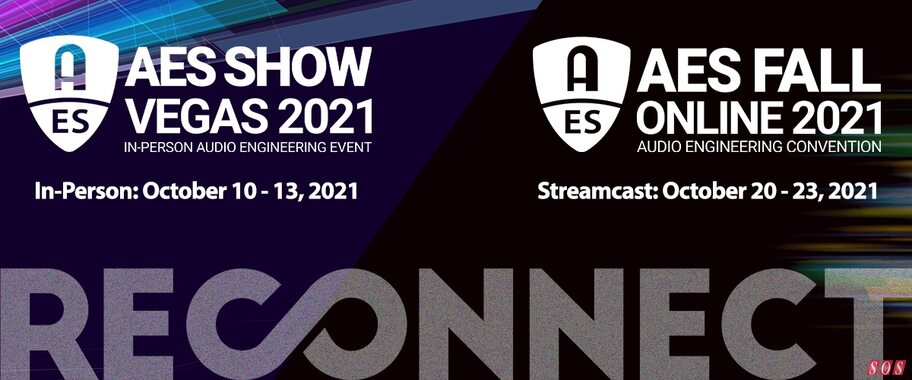AES Show returns! October 10-13