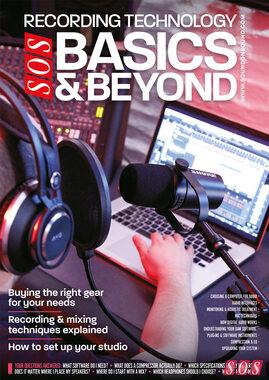 FREE eBook - RECORDING TECHNOLOGY: Basics & Beyond