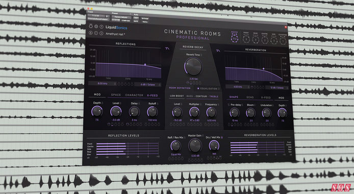 LiquidSonics launch Cinematic Rooms