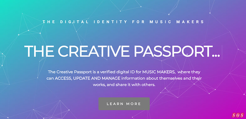 Creative Passport