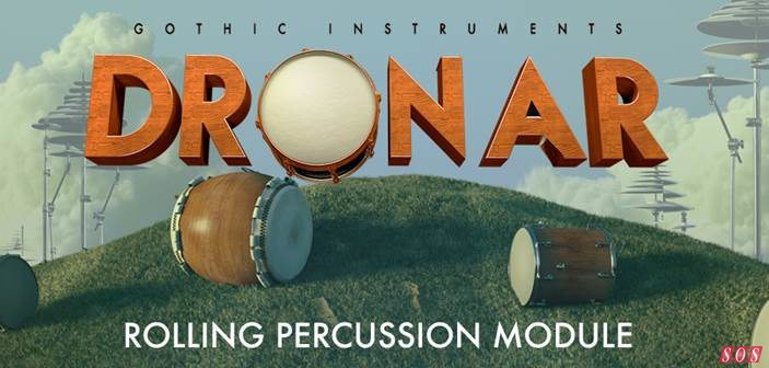 Gothic Instruments release Dronar Rolling Percussion