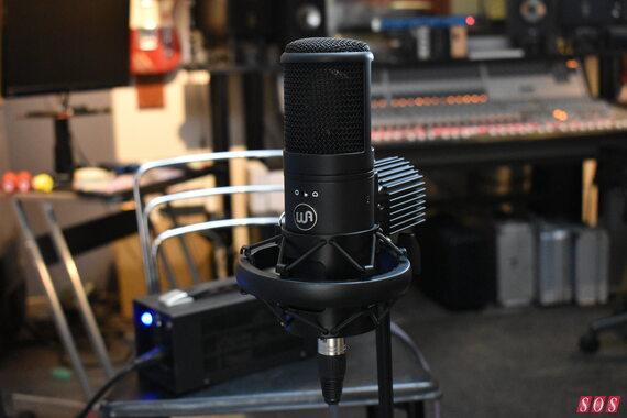 Warm Audio release WA-8000