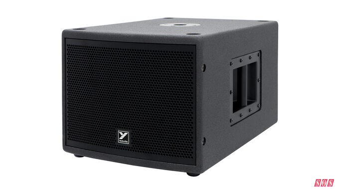 New portable subwoofer from Yorkville