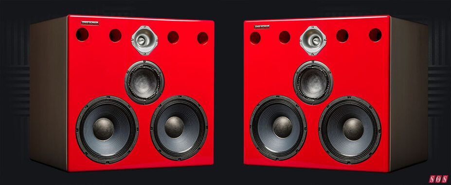 Jones-Scanlon add main monitors to Red series