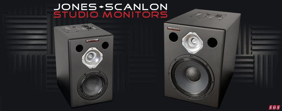New paint job for Jones-Scanlon monitors