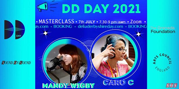 Delia Derbyshire Day - Masterclasses