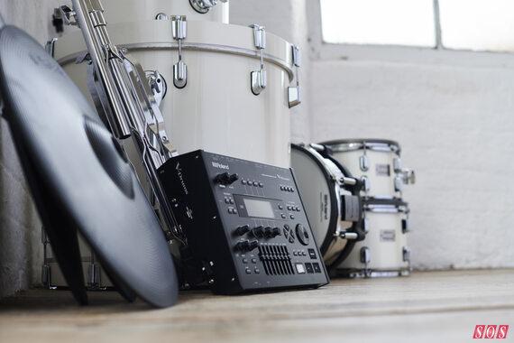 Roland expand V-Drum range
