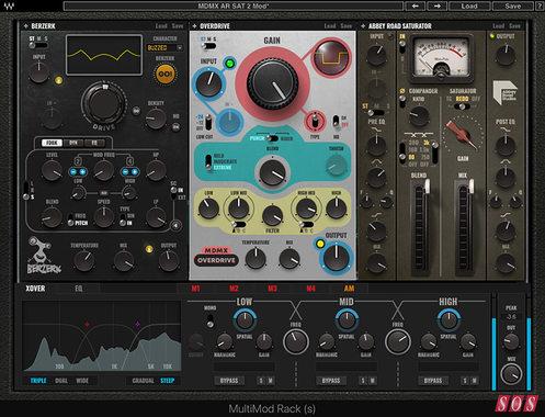 Waves MultiMod released
