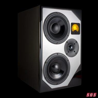 NAMM 2021: Ashdown debut studio monitors