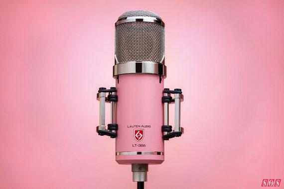 Lauten release limited edition pink Eden